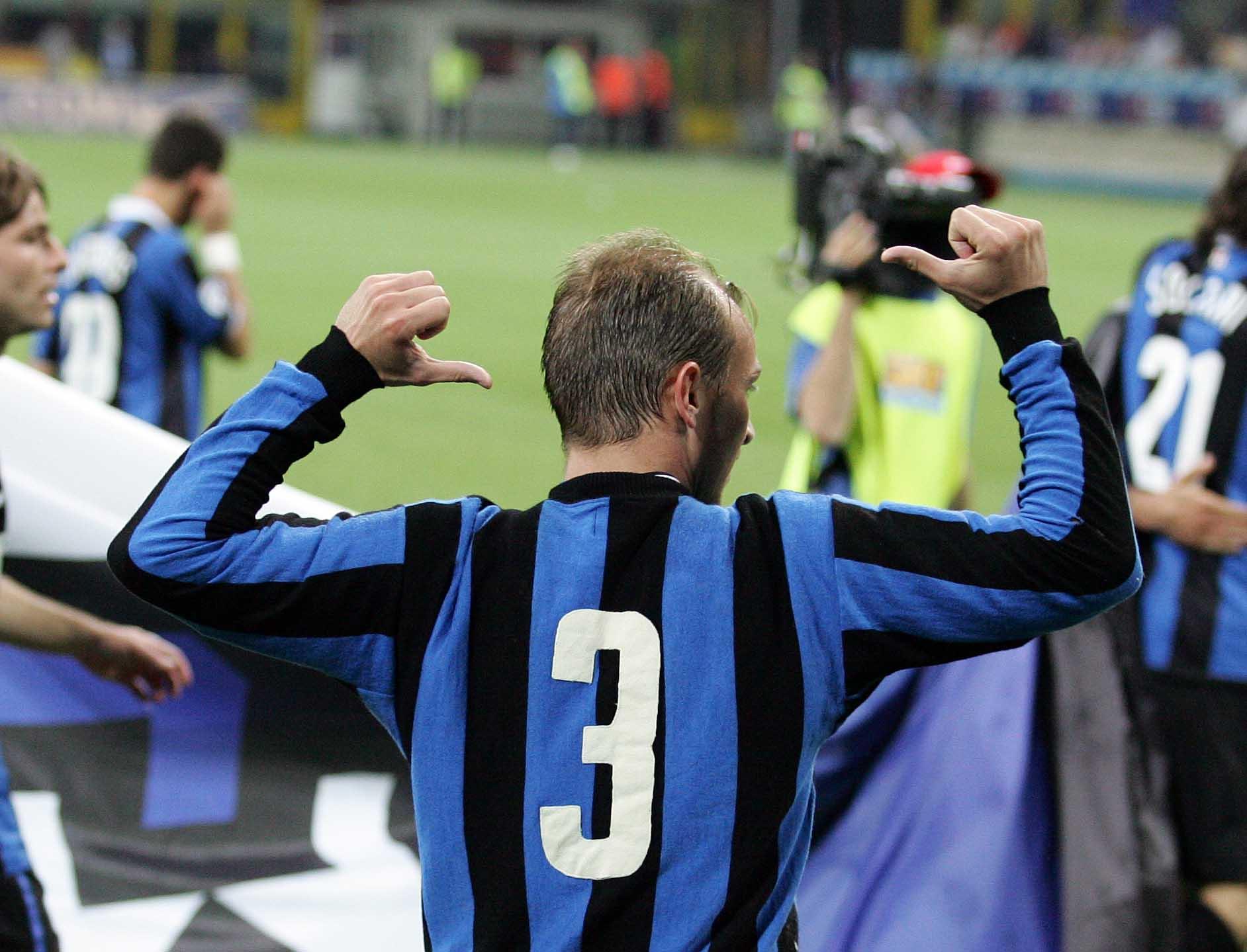 Festeggiamenti Inter Empoli Serie A